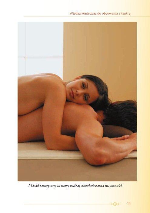 Masaż tantryczny Stymulująca moc erotycznego dotyku