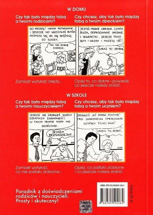 Jak mówić żeby dzieci się uczyły