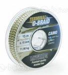 PLECIONKA MIVARDI TERMINAL DYNEEMA - CAMOU 0,18mm