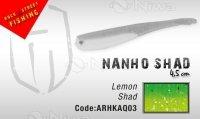 PRZYNĘTA NANHO SHAD  4,5cm   (Lemon Shad)