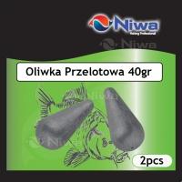 Oliwka Przelotowa 40gr (2sz/op)