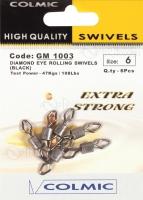 Krętliki GM1003 nr. 06 (6 szt/op)