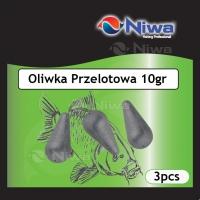 Oliwka Przelotowa 10gr (3sz/op)
