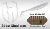PRZYNĘTA HERAKLES GHOST SHAD 10cm - WATERMELON BLACK FLK