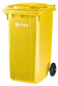 Pojemnik na odpady MGB 240l ESE (żółty)