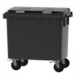 Pojemnik na odpady bytowe nowego typu MBB 660