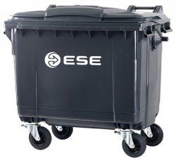 Pojemnik na odpady bytowe MGB 660 (szary)