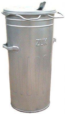 Metalowy pojemnik SM 110 litrów ( bez kół )