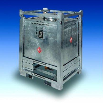 Odpady ciekłe (ASF 1000L z zaworem) - cena ustalana indywidualnie