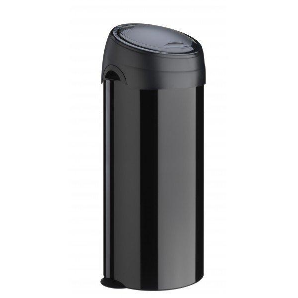 Kosz na śmieci Soft Touch - Black