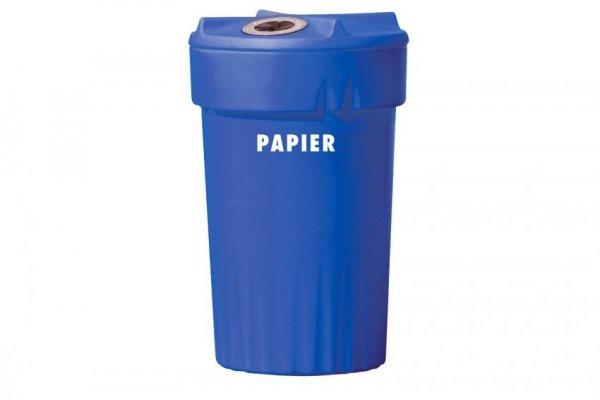 EKO KAN Pojemniki do segregacji odpadów ( PAPIER )