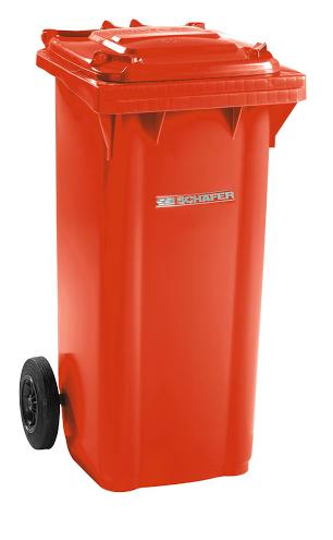 Pojemnik na odpady 120l SSI-Schaefer
