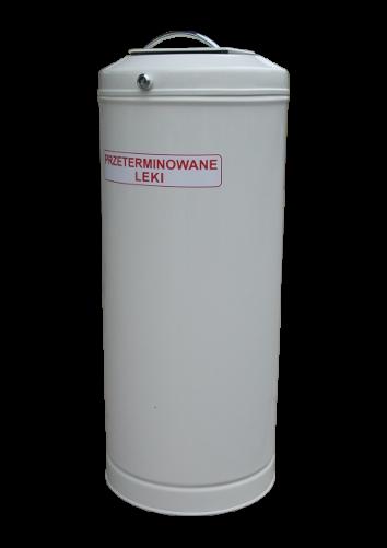 Pojemnik na leki przeterminowane 60L MED Apteczny