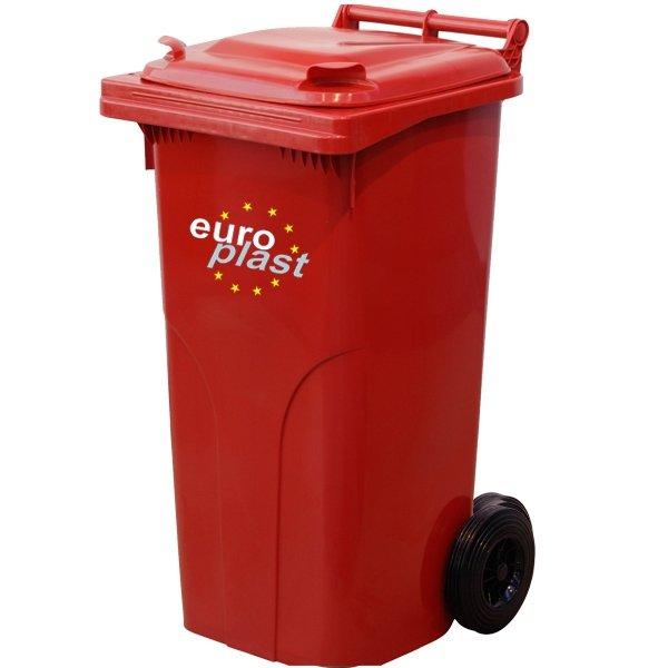 Pojemnik na odpady MGB 120l EUROPLAST