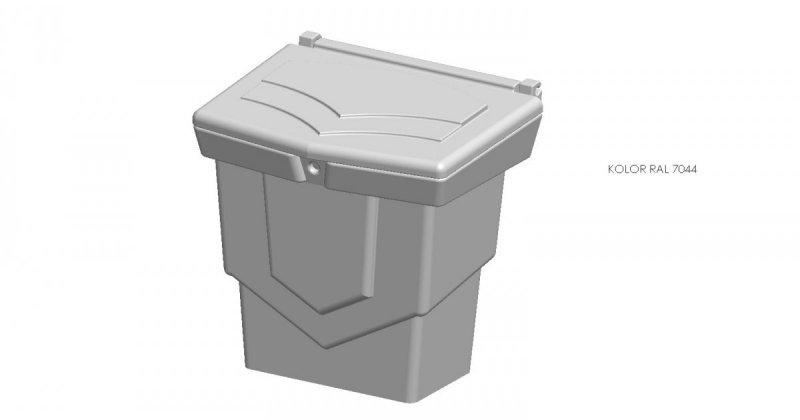 Pojemnik na piasek i sól (260l / 370kg)