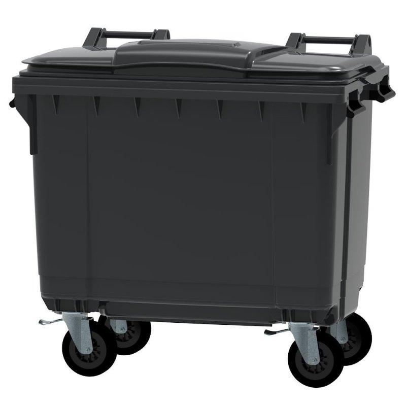 Pojemnik na odpady bytowe MGB 660 (zielony)