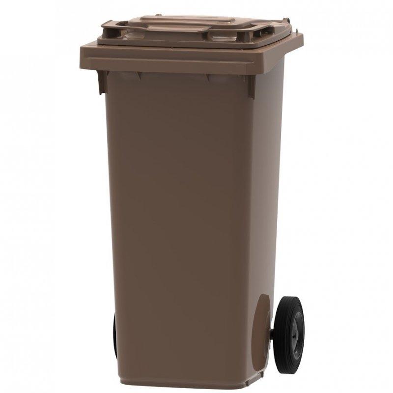 Pojemnik na odpady MGB 120l ESE (brązowy) BIO