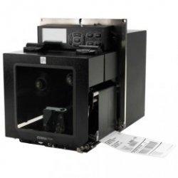 Zebra ZE500-6, 12 punktów / mm (300 dpi), ZPLII, multi-IF, serwer druku (ethernet) Wersja Prawa