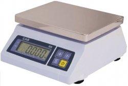 CAS SW-1 PLUS WR 30 dwuzakresowa z legalizacją (30kg)