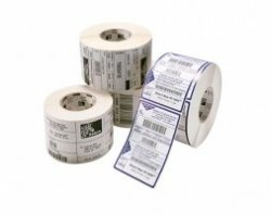 Zebra Z-Ultimate 3000T, label roll, synthetic, 76x76mm, silver