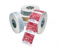 Zebra Z-Select 2000D Etykiety termiczne 38x25mm słaby klej - 2580szt.