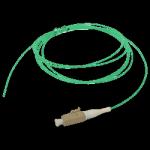 Pigtail MM LC OM3 50/125 simplex 2m