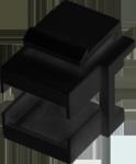Adapter mocowania typu keystone pod adapter SC simplex/LC duplex