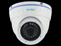 Kamera AHD cocon, 2 Mpx, IK10, 2.8-12mm AVIZIO BASIC
