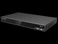 Rejestrator IP 32 kanałowy, obsługujący 2 dyski AVIZIO PROFESSIONAL