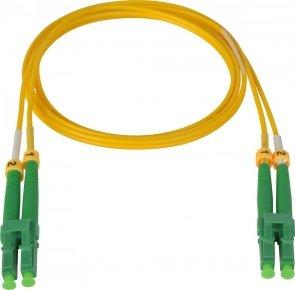 Patch cord LC/APC-LC/APC duplex SM 2.0m