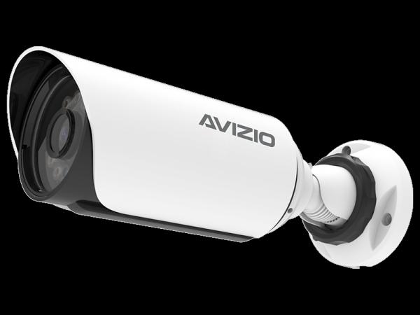 Kamera IP mini tubowa, 2 Mpx, 2.8-12mm, zmotoryzowany obiektyw AVIZIO PRO