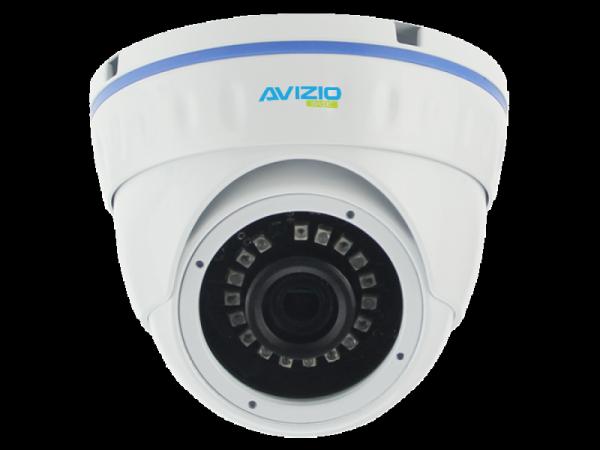 Kamera AHD mini cocon, 2 Mpx, IK10, 2.8mm AVIZIO BASIC