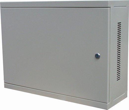 Szafa 19&#34 wisząca 2U 120 GFlex Standard S drzwi metalowe