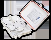 Puszka FTTH TL-0216 IP65 śruba - 16 x SC simplex T-Line