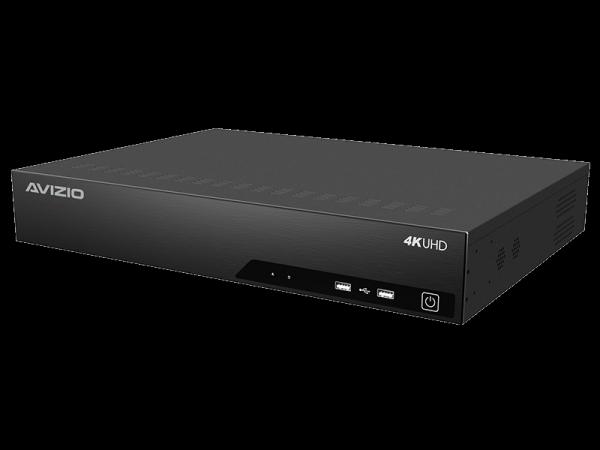 Rejestrator IP 16 kanałowy, obsługujący 4 dyski AVIZIO PROFESSIONAL