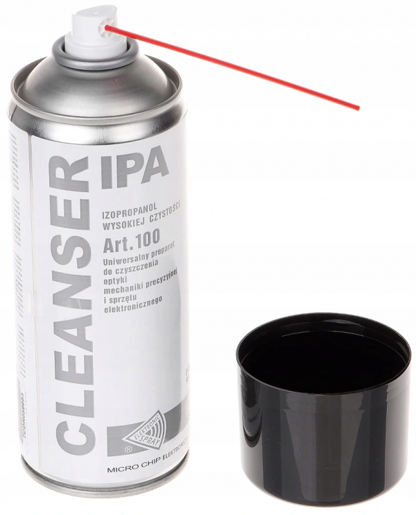 Cleanser IPA 400ml IZOPROPANOL spray