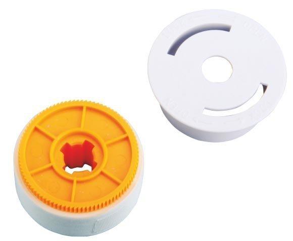 Wkład kasety do czyszczenia ferrul światłowodowych