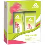 Adidas Fizzy Energy Shower Gel 250 ml + Deodorant Body Fragrance 75 ml