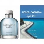 Dolce & Gabbana Light Blue Pour Homme Swimming in Lipari EdT 125 ml