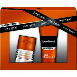 Bruno Banani Absolute Man EdT 30 ml + Shower Gel 50 ml