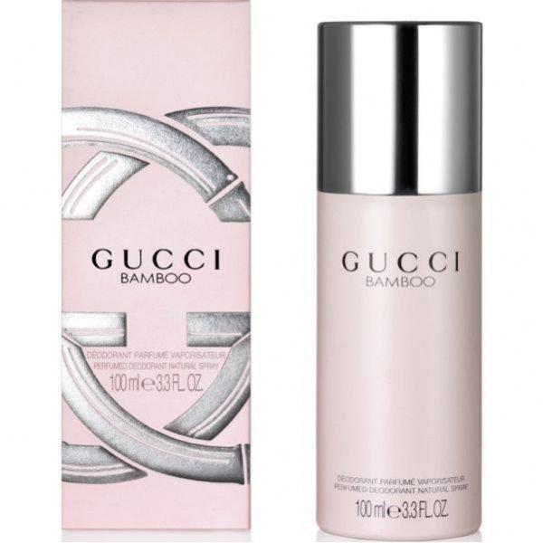 Gucci Bamboo Perfumed Deodorant Natural Spray 100 ml
