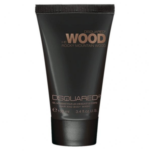 Dsquared2 He Wood Rocky Mountain Wood hair and body wash 100 ml