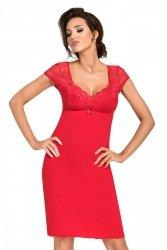 Koszula nocna Brigitte czerwona Donna WYSYŁKA 24H