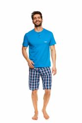 Piżama męska Henderson Urge 36830-55X Niebieska