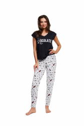 Piżama damska Henderson Ladies Homie 37387-99X