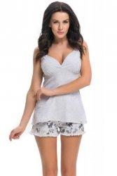 Piżama damska Dn-nightwear PM.9245