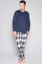 Piżama męska Italian Fashion Forest dł.r. dł.sp.