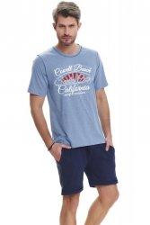Piżama męska Dn-nightwear PMB.9474