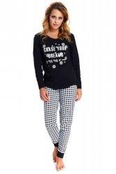 Piżama damska Dn-nightwear PM.9507
