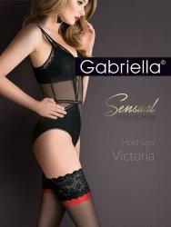 Pończochy Gabriella Victoria Hold Ups 474 5XL-6XL